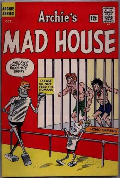 Archie's Madhouse 22