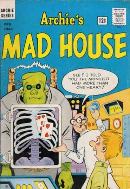 Archie's Madhouse 24