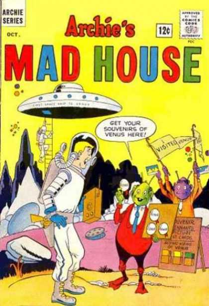 Archie's Madhouse 29