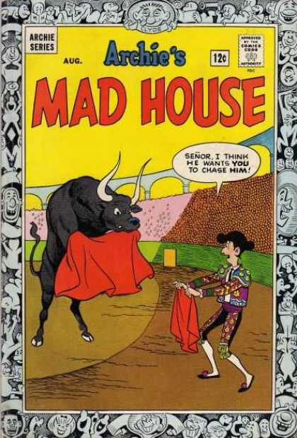 Archie's Madhouse 34