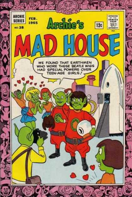 Archie's Madhouse 38