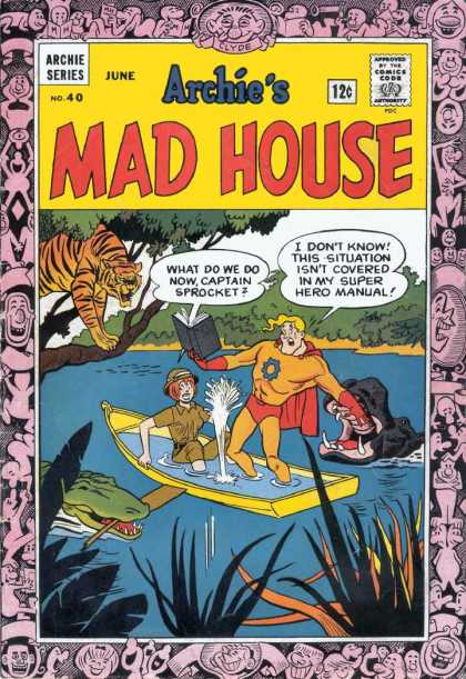 Archie's Madhouse 40