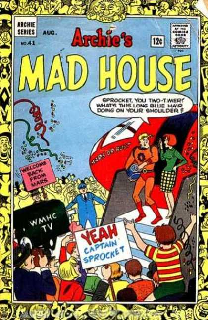 Archie's Madhouse 41