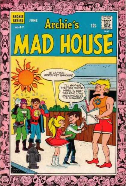 Archie's Madhouse 47