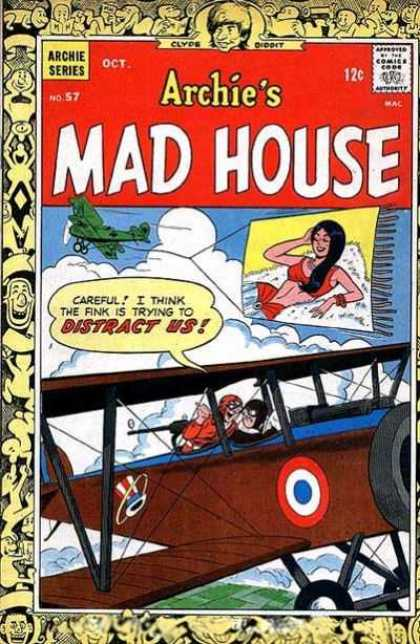 Archie's Madhouse 57