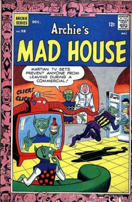 Archie's Madhouse 58