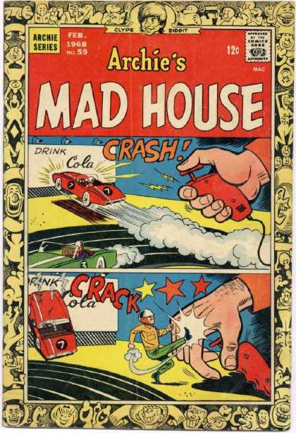 Archie's Madhouse 59