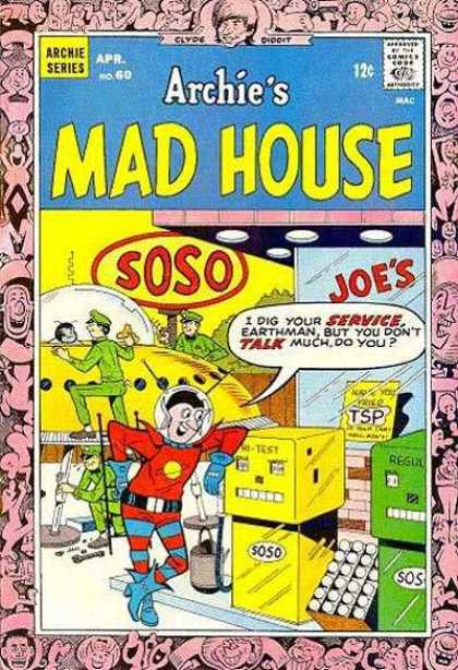 Archie's Madhouse 60