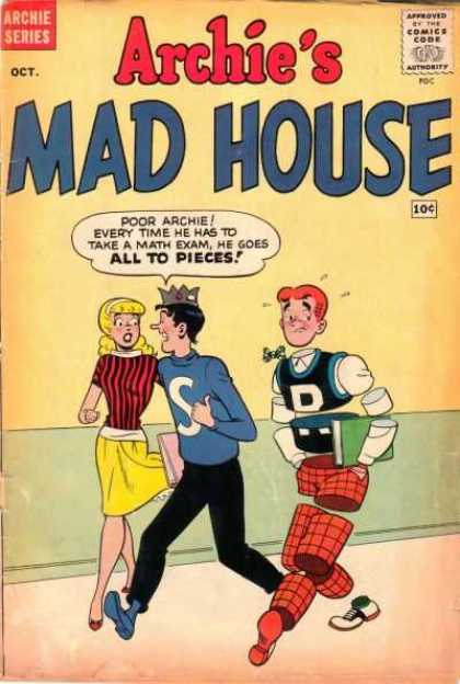 Archie's Madhouse 8