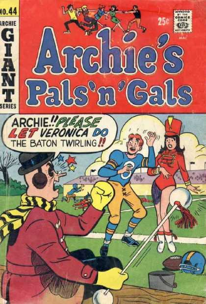 Archie's Pals 'n Gals 44 - Archies Pals N Gals - Archie Giant Series - Archies - 44