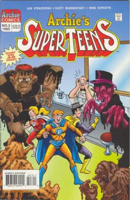 Archie's Super Teens 3