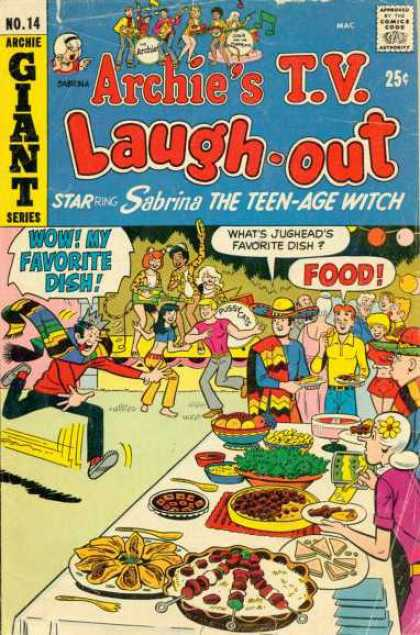 Archie's TV Laugh-Out 14