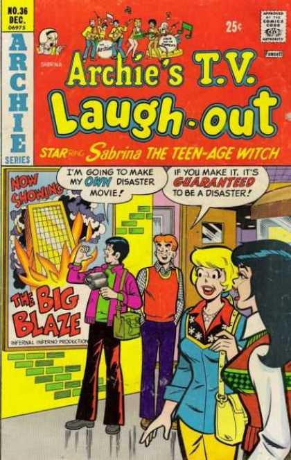 Archie's TV Laugh-Out 36