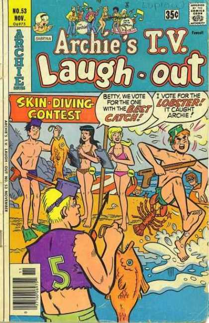 Archie's TV Laugh-Out 53