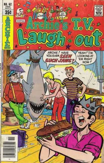 Archie's TV Laugh-Out 62