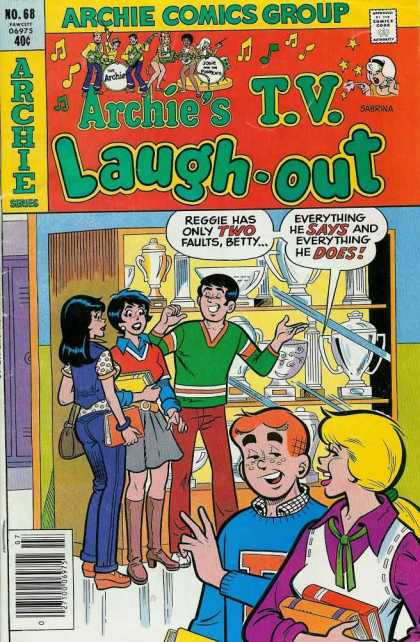 Archie's TV Laugh-Out 68 - Archie Comics Group - Approved By The Comics Code Authority - Archie Series - Books - Winning Cup