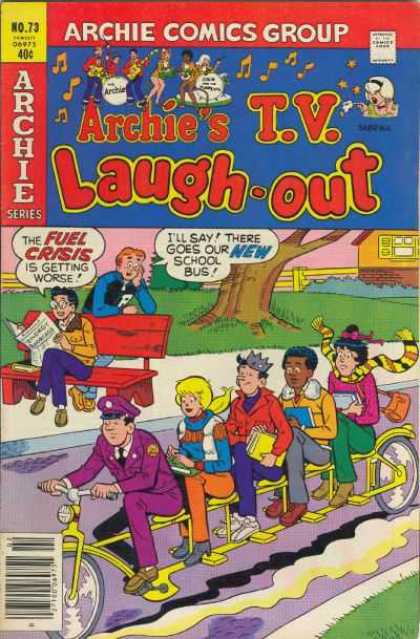 Archie's TV Laugh-Out 73