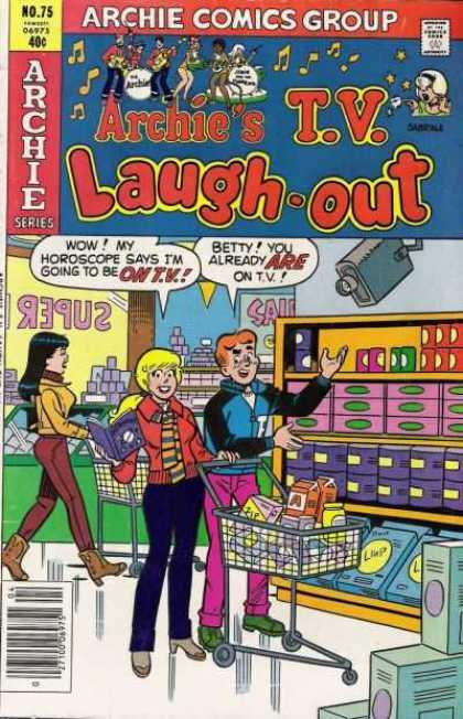 Archie's TV Laugh-Out 75