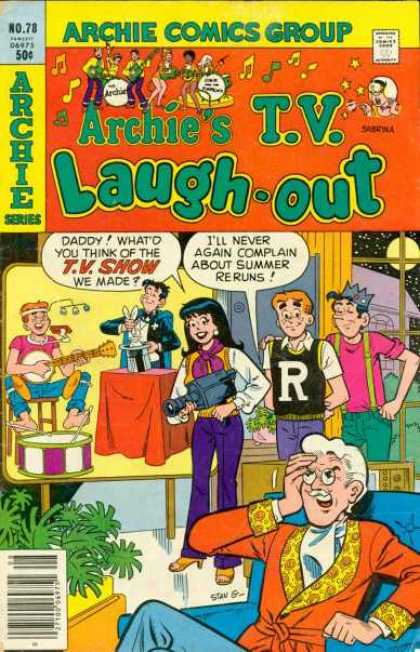 Archie's TV Laugh-Out 78 - Stan Goldberg