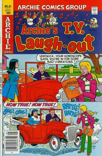 Archie's TV Laugh-Out 81 - Stan Goldberg