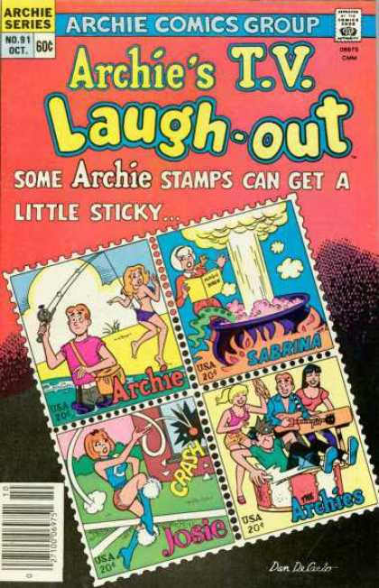 Archie's TV Laugh-Out 91