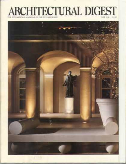 Architectural Digest - May 1986