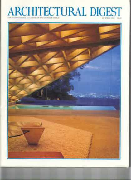 Architectural Digest - October 1995