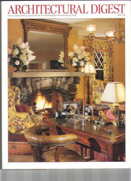 Architectural Digest - May 1999