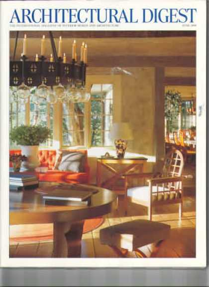 Architectural Digest - June 2000