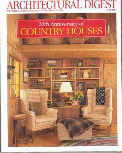 Architectural Digest: Architectural Digest Covers #350-399