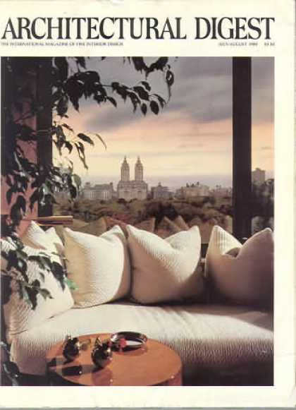 Architectural Digest - July 1980