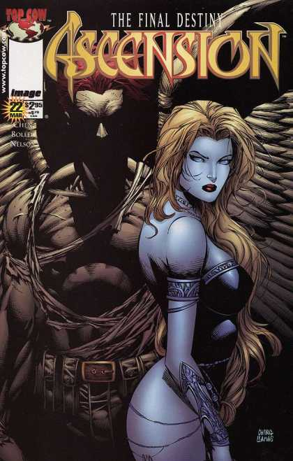 Ascension 22 - Top Cow - Image - Blonde - The Final Destiny - March