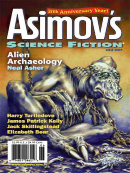 Asimov's Science Fiction - 6/2007