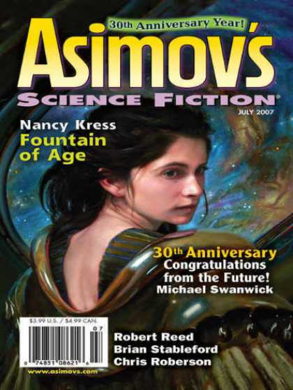 Asimov's Science Fiction - 7/2007