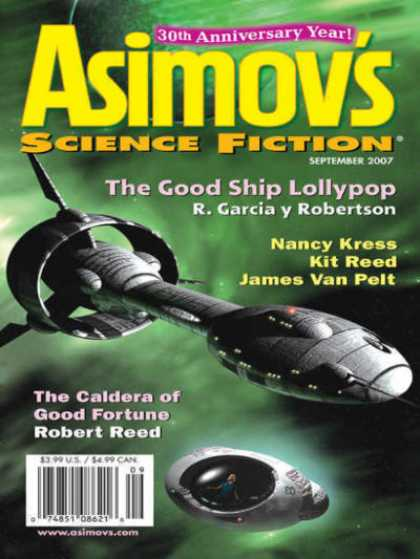 Asimov's Science Fiction - 9/2007