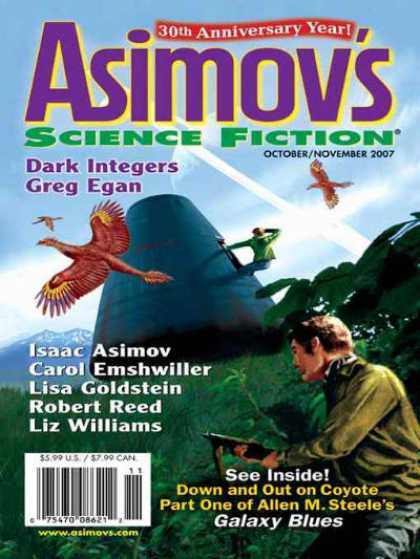 Asimov's Science Fiction - 11/2007