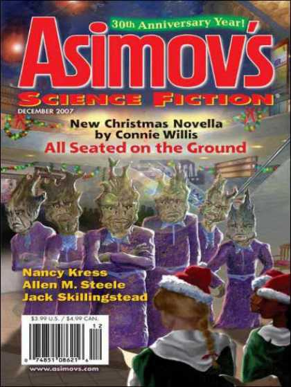 Asimov's Science Fiction - 12/2007