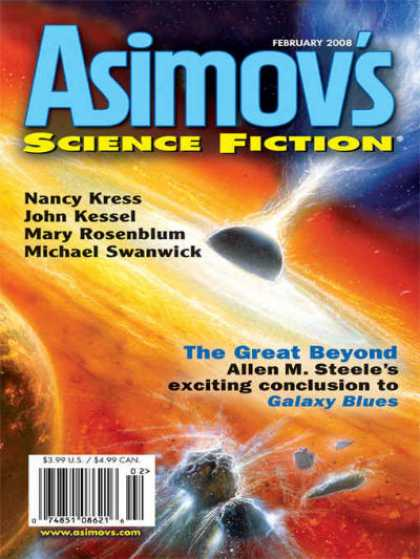 Asimov's Science Fiction - 2/2008