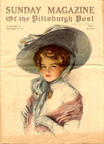 Associated Sunday Magazine - 9/1910