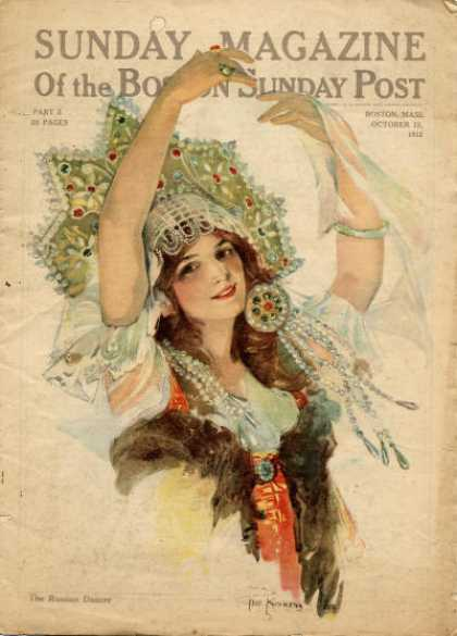 Associated Sunday Magazine - 10/1912
