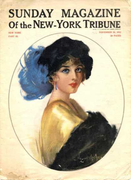 Associated Sunday Magazine - 11/1912