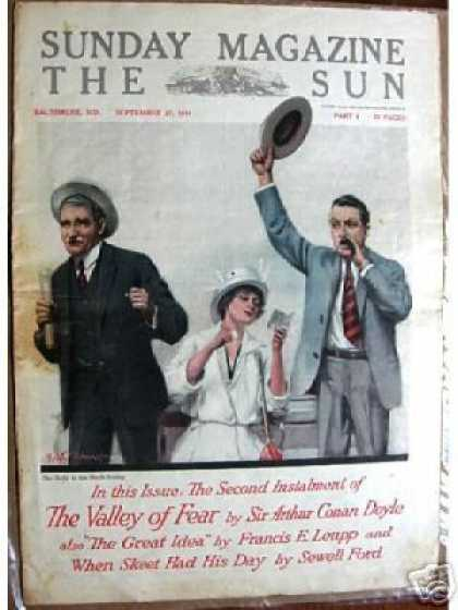 Associated Sunday Magazine - 9/1914