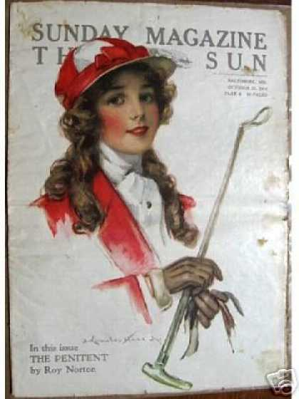 Associated Sunday Magazine - 10/1914