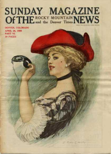 Associated Sunday Magazine - 5/1909