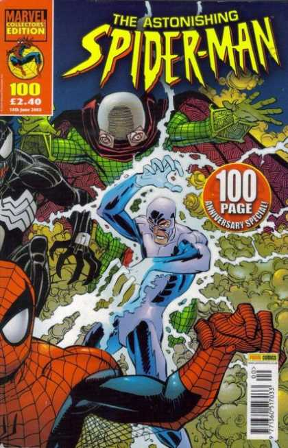 Astonishing Spider-Man 100