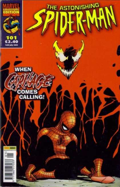 Astonishing Spider-Man 101