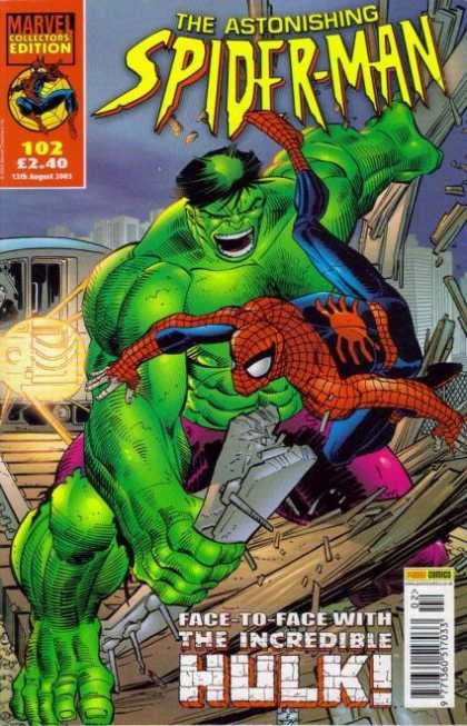 Astonishing Spider-Man 102