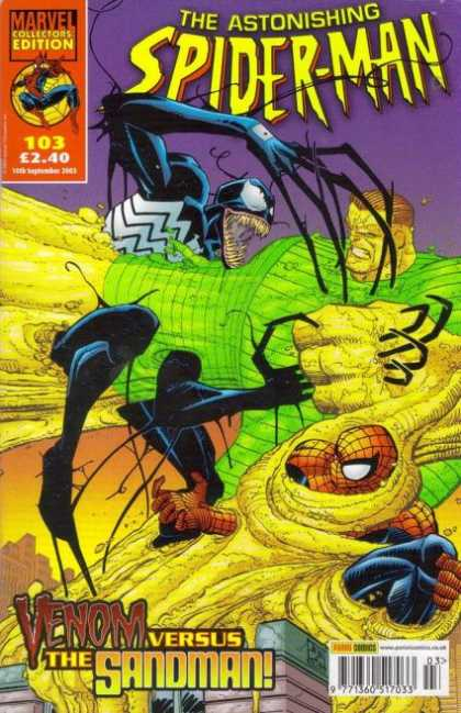 Astonishing Spider-Man 103