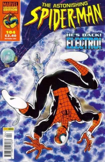 Astonishing Spider-Man 104