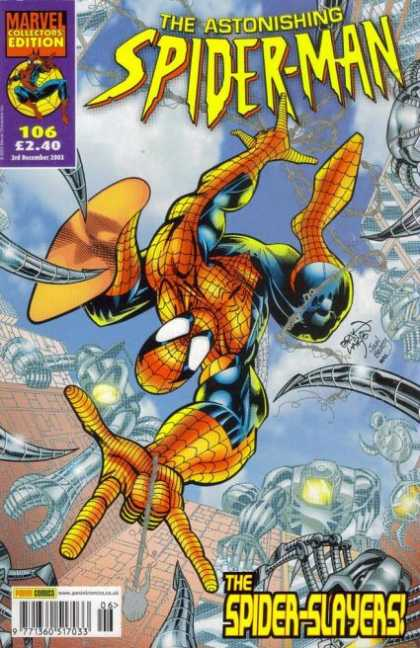 Astonishing Spider-Man 106
